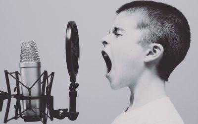 Record myself speaking in English?! No way!
